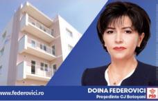 Care sunt principalele măsuri din programul Doinei Federovici pentru județul Botoșani
