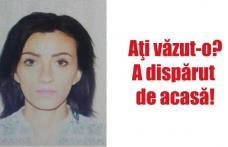 Tânără de 27 de ani, dată dispărută de familie