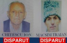 Încă doi botoșăneni dați dispăruți de către familii