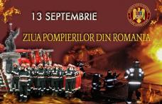 13 septembrie – Ziua pompierilor din România