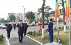 Ziua Pompierilor sărbătorită la Dorohoi și Botoșani. Depunere coroane de flori și pompieri înaintați în grad - FOTO
