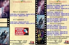 TREZIM CINEMATOGRAFIA - După 6 luni de restricție se redeschide cinematograful MELODIA