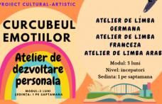 Proiect F.A.C.E.S. - Cursuri și ateliere de dezvoltare personală și limbi străine la Casa Municipală de Cultură Dorohoi
