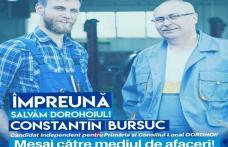 """Constantin Bursuc: """"Am hotărât să candidez INDEPENDENT din sute de motive"""""""
