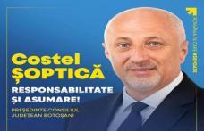 Costel Şoptică: Guvernul PNL deschide Punct de Lucru la Dorohoi pentru Serviciul de Înmatriculări Auto