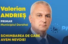 """Valerian Andrieș: """"Venim în sprijinul cetățenilor municipiului Dorohoi"""" - Punct de Lucru pentru Serviciul de Înmatriculări Auto"""