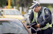 Razie pe străzile județului! Polițiștii au reținut 6 permise și au dat peste 80 de amenzi