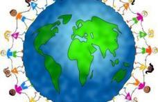 """Concurs  în cadrul """"Săptămânii Educaţiei Globale"""" cu tema """"Atitudine pentru lumea noastră"""""""