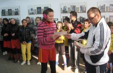 """Atitudine de """"FAIR-PLAY"""" la Școala cu clasele I-VIII """"Mihail Sadoveanu"""" Dumbrăvița"""