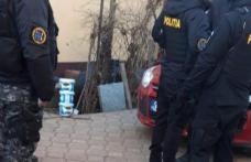 Percheziţii în județul Botoșani la persoane bănuite de contrabandă cu ţigări