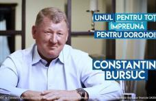 Constantin Bursuc: Vă invit pe toți la vot! Schimbarea o putem face împreună, indiferent ce vârstă avem, indiferent cărei generații aparținem