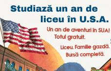Bursele FLEX : Un an de studii gratuit în SUA!