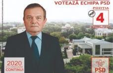 Dorin Alexandrescu: Contez pe dumneavoastră! Vă aștept la vot alături de mine și echipa PSD!