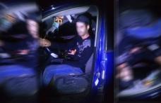 Șofer beat oprit de polițiștii de frontieră dorohoieni, pentru un control de rutină