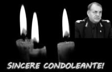 Fostul șef al ISU Botoșani a fost depus la Capela Militară. Vezi când are loc înmormântarea!