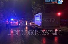"""Inundație la Dorohoi din cauza unei """"greșeli"""" de proiectare - FOTO"""
