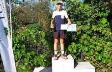 """Un alt rezultat notabil pentru tânărul Tudor Prisacariu: Locul 1 la Turneul de Tenis """"Cupa Orhideea"""" P. Neamț - FOTO"""