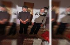 Ţigări de contrabandă descoperite în urma unei percheziţii la Dorohoi - FOTO
