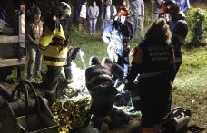 TRAGIC! Un tânăr de 20 ani din Pomârla a murit după ce fost prins sub un mal de pământ – FOTO