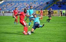 FC Botoșani a pierdut pe teren propriu cu Chindia Târgoviște
