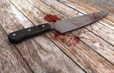 Crimă într-un sat din Botoșani! O femeie și-a înjunghiat soțul sub privirile celor patru copii