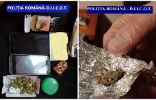 12 percheziții în municipiul Botoșani, la persoane bănuite de trafic de droguri - FOTO