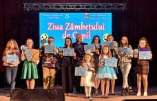 Copii din Dorohoi și Botoșani laureați la un Festival - concurs de muzică ajuns la a X-a ediție