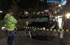 Accident în Dorohoi! Bărbat lovit de o mașină în apropierea unei treceri de pietoni - FOTO