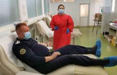 Pompierii botoșăneni continuă lupta cu COVID 19 și după vindecare - FOTO