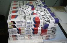 Dosar penal pentru un patron de magazin prins cu țigări de contrabandă la vânzare