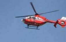 Bărbat din Dorohoi diagnosticat COVID 19, preluat de urgență de elicopterul SMURD