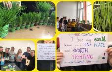 "Premiu important obținut de elevi ai Colegiului Național ""Grigore Ghica"" Dorohoi cu proiectul eTwinning ""I'm in love with the GREEN EARTH"""