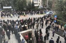 Preotul Constantin Muha a fost înhumat în curtea Bisericii Sf. Vineri din Dorohoi – VIDEO / FOTO