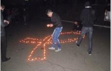 """Ziua lumânărilor aprinse la Grupul Şcolar """"Al. Vlahuţă"""""""