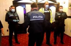 Botoșani: Acțiuni ale polițiștilor pentru prevenirea răspândirii virusului SARS-CoV-2 - FOTO