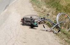 Biciclist rupt de beat accidentat după ce a căzut pe o stradă din Ibănești