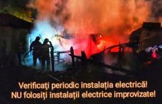 Instalaţiile electrice defecte sau improvizate, loterie cu pierderi garantate