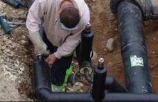 Încă o avarie oprește apa în municipiul Dorohoi. Vezi zonele afectate