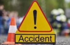 Șofer băgat în spital de o depășire imprudentă