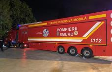 O unitate mobilă de terapie intensivă pentru pacienții cu Covid în stare gravă va ajunge la Botoșani