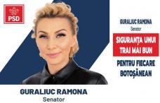 """Ramona Guraliuc, medic primar, șef UPU-SMURD, candidat PSD la Senat: """"PSD este singurul partid responsabil care se gândește în primul rând la viața și"""