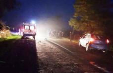 Accident mortal pe șosea! Biciclist spulberat de o mașină