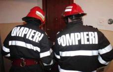 Bătrână de 85 de ani, salvată în ultima clipă, de pompieri
