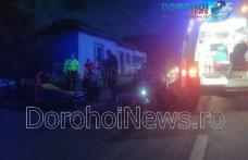 Tânăr din Dorohoi ajuns de urgență la spital după ce a căzut de pe bicicletă - FOTO