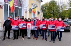 Candidații PSD Botoșani pentru Parlamentul României își iau angajamentul în fața botoșănenilor să readucă siguranța sănătății, educației și a locurilo