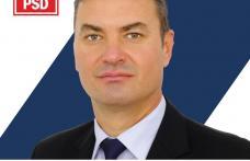 """Dan Șlincu, candidat PSD pentru Camera Deputaților: """"Educația copiilor este sacrificată degeaba, epidemia continuă să se extindă galopant, dar nu din"""