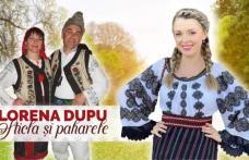 Tânăra dorohoiancă Lorena Andrișan-Dupu a lansat o nouă melodie: Sticla și paharele - VIDEO