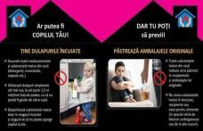 """""""Un cămin sigur pentru copilul tău"""" – 10 sfaturi utile pentru părinți!"""