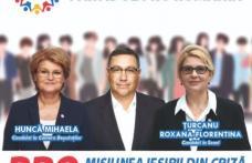 Mihaela Huncă-coordonator Pro România Botoșani: Împreună vom fi mai puternici pentru un Botoșani puternic