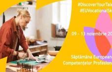 IȘJ Botoșani: Săptămâna Europeană a competenţelor profesionale